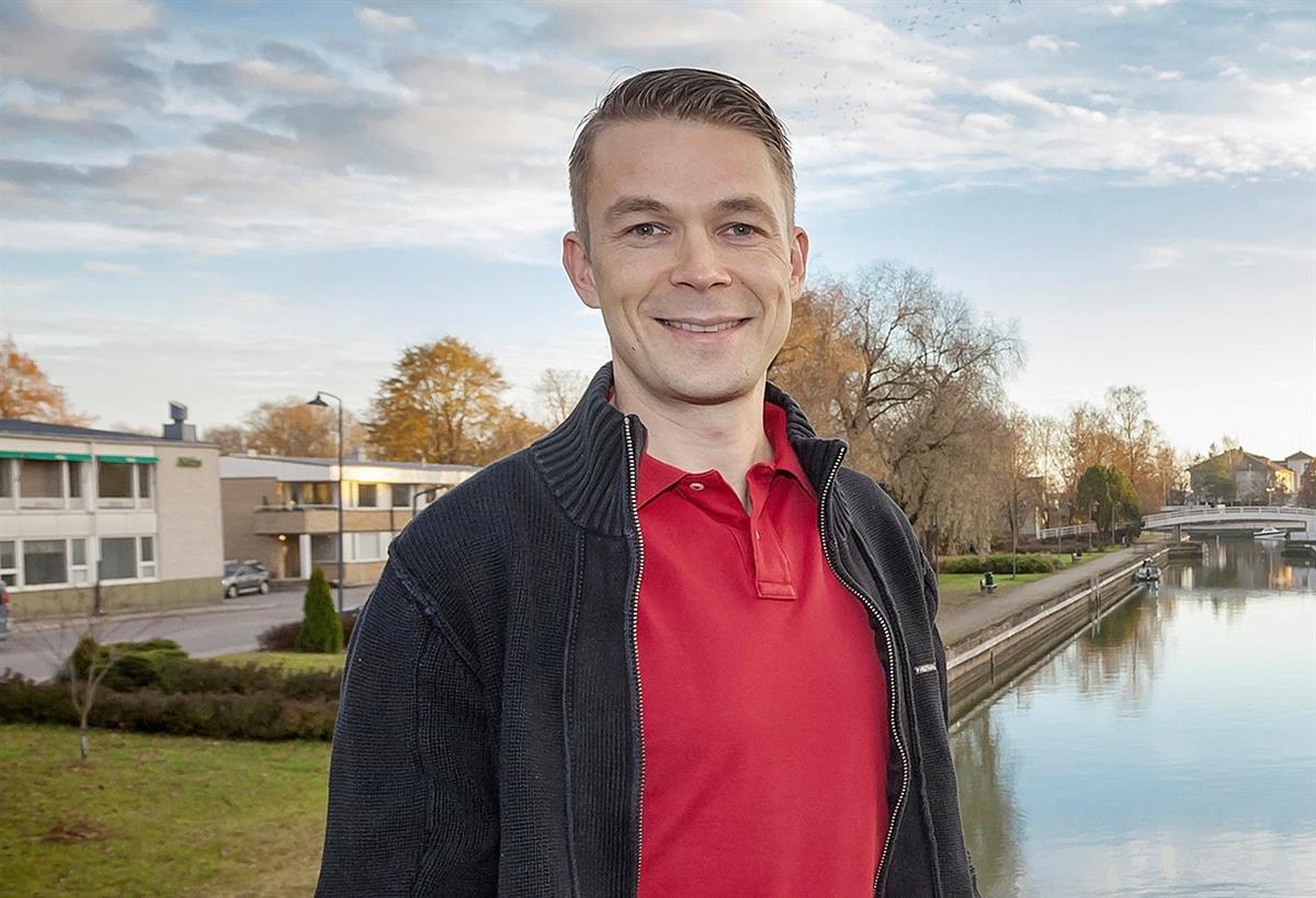 Paraislainen Mattias Gestranius rsunnuntaina Keikan liigan huippuottelun eli PAOKâAEK.